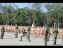 7 военная база. Выступление разведчиков