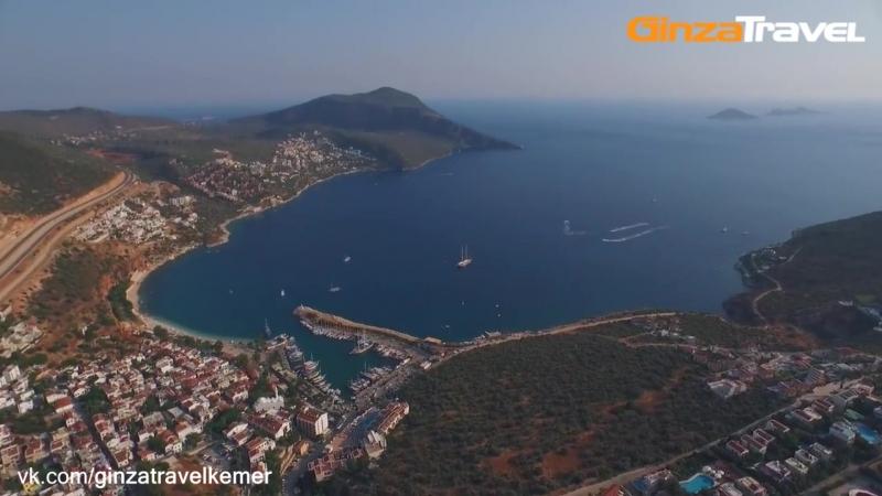 Анталья с высоты птичьего полета | Экскурсии в Турции из Кемера от «Ginza Travel»
