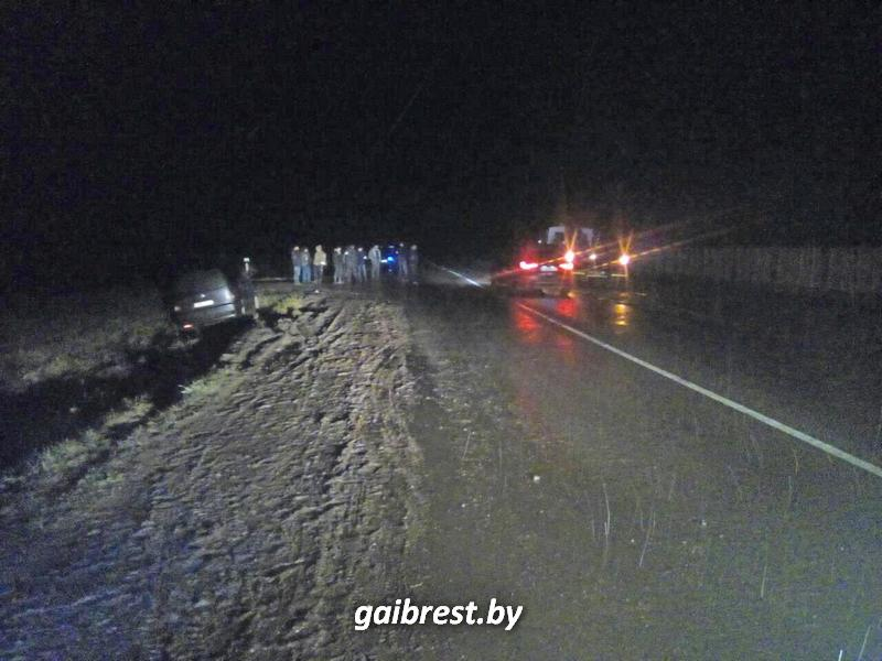 В Столинском районе в результате наезда погиб велосипедист