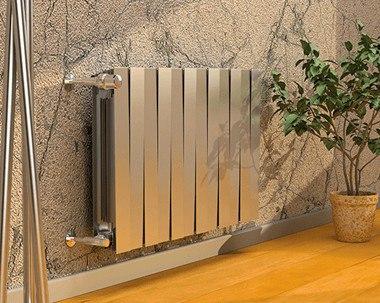 Полностью биметаллические дизайн-радиаторы для создания собственного неповторимого интерьера.