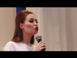 Юлия Михалкова провела мастер-класс в Верхней Пышме