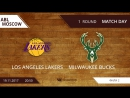 Lakers - Bucks