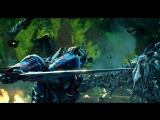Прайм убивает Инфернокуса | Трансформеры: Последний рыцарь