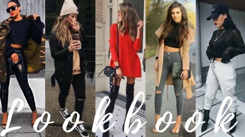 2018 Winter Baddie Outfit Ideas | Lookbook