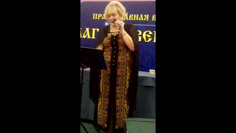 18.12.17 Концерт в Экспо-Волге Гражданкина Наталия