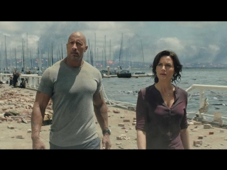 Разлом Сан-Андреас (San Andreas, 2015) HD