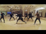 EXO Electric Kiss Dance Practice