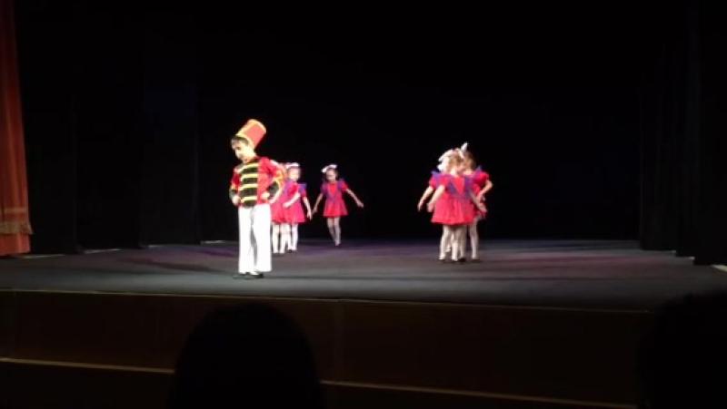Куклы Младшая группа № 5 Детская школа студия современной хореографии и творческого развития Рассвет