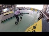 Первый скейт парк в Ростове, обзор от Жиги