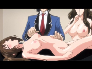 Hentai & хентай 18+ .гипноз 2 / saimin jutsu the animation 2nd (без цензуры / uncensored)