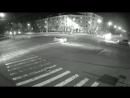 ДТП на Мира — Дзержинского. Марк-2. Комсомольск-на-Амуре, ноябрь 2017 г. Камера 2