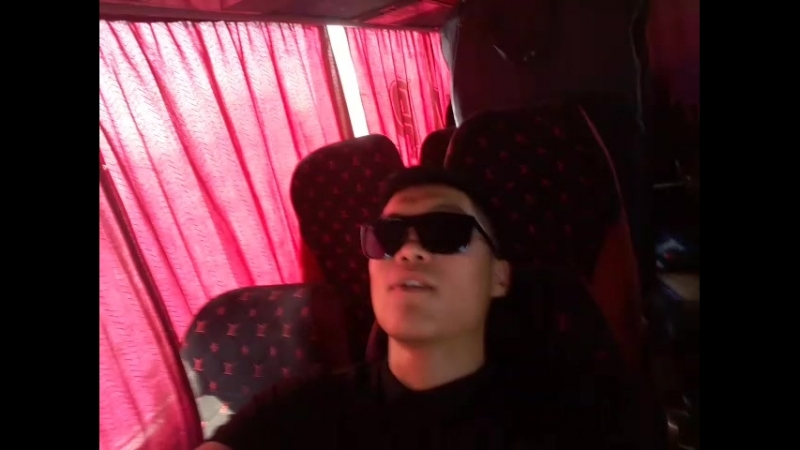 путишествие на автобусе