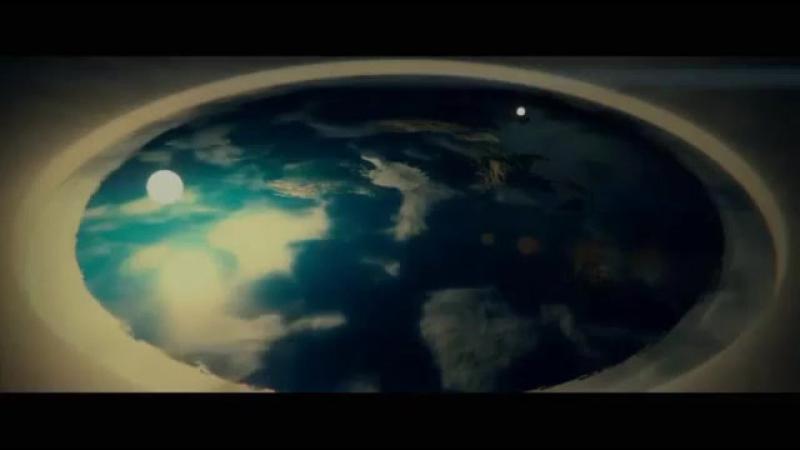 В рекламе часов показали, как движется солнце над плоской землей