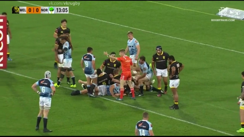 Mitre 10 Cup Round 9 Wellington v Northland 12 10 2017