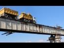 Мост не для слабаков. БАМ Река Витим / Витимский мост
