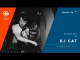 Dj Cat  megapolis 89.5 fm /Hurricane City/ @ Pioneer DJ TV   Moscow
