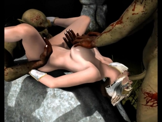 Princess gets fucked by demons 3d hentai мультфильм cartoon porn порно мультфильм full hd xxx эротика erotic hardcore orgy оргия