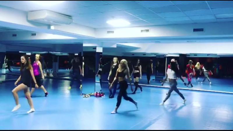 Strip Dance с Викторией