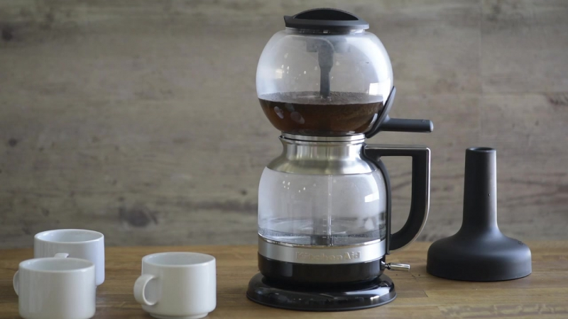 [KitchenAid® siphon coffee brewer]