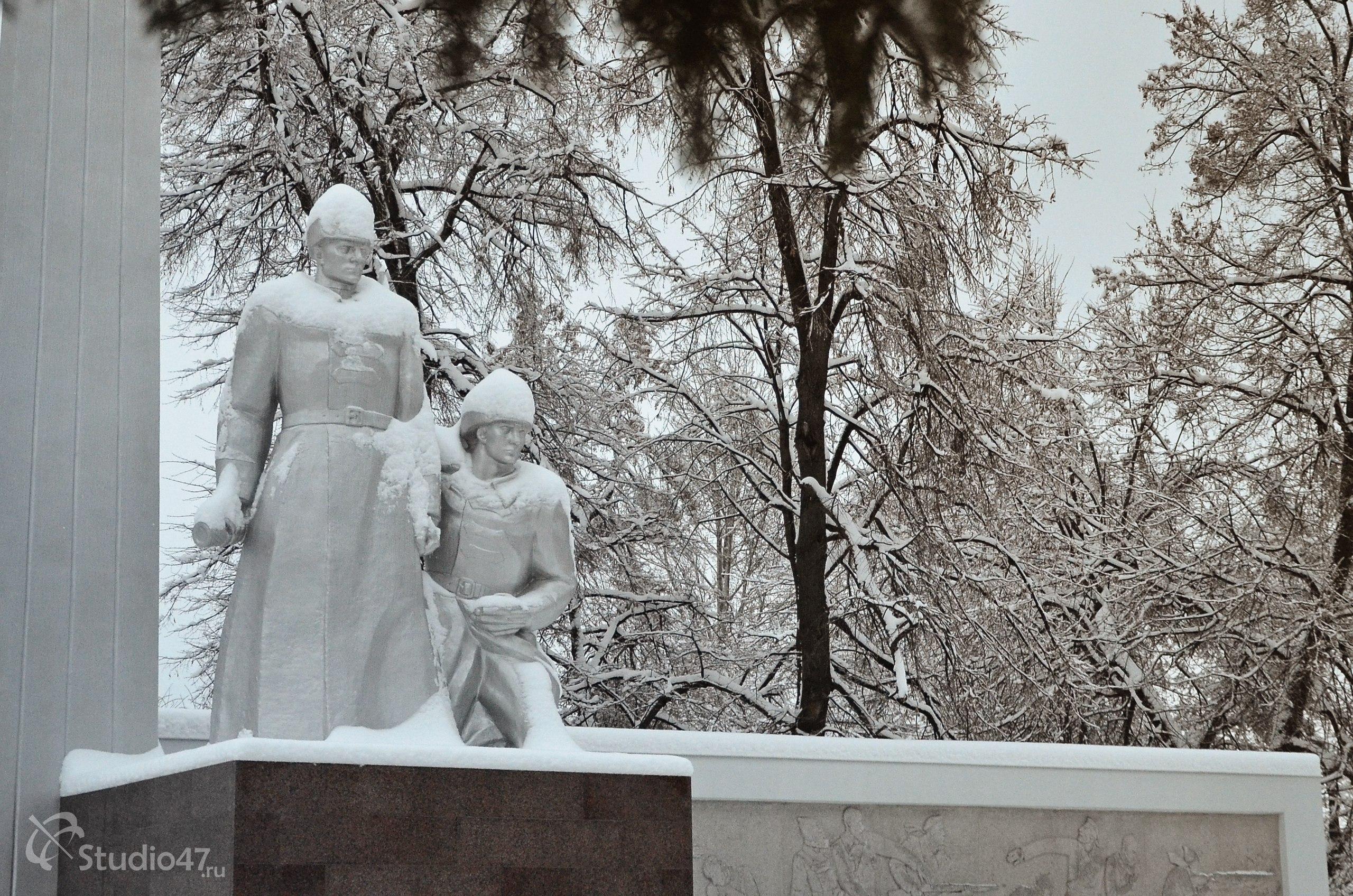 Борцам за власть Советов в Борисоглебске