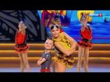 Фестиваль детской художественной гимнастики Алина (08.01.2018)