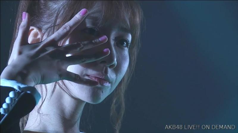 M10 Dare ga Watashi Wo Nakaseta [Yuki Kashiwagi Yui Yokoyama (center), AKB48 SS7 Thumbnail 120517 18:15 shonichi]