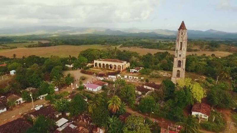 👉🌈🌴Тринидад - старейший Кубинский город, основанный в 1514 году конкистадором Диего Веласкесом.🌴🌈👈