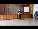 Дайте Танк (!) - Маленький (исполнение Дениса Андреева на конкурсе им. И. И. Антипова)