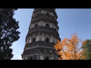 Китайская падающая башня, 961 год постройки