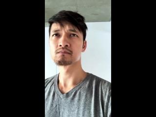IG Story video Harry Shum Jr_09.02.18
