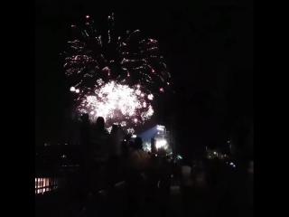 #Салют город #Варна #Побережьеболгарии  #Feuerwerk #fireworks #teremlux