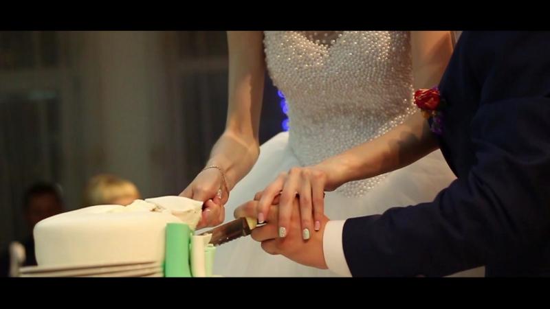 Свадебное видео Виталия и Виктории