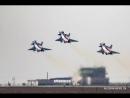 Демонстрационные полеты ВВС НОАК в Пакистане