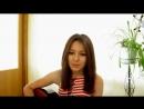 ПРО МАМУ - Девушка под гитару красиво поёт (собственная песня)