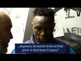 Wanyama on injury comeback