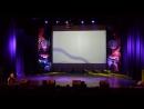 АкиБан 2016 — Групповое аниме и geek дефиле