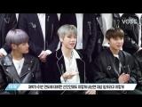 [MESSAGE] 171229 | Wanna One получают награду от dongA.com