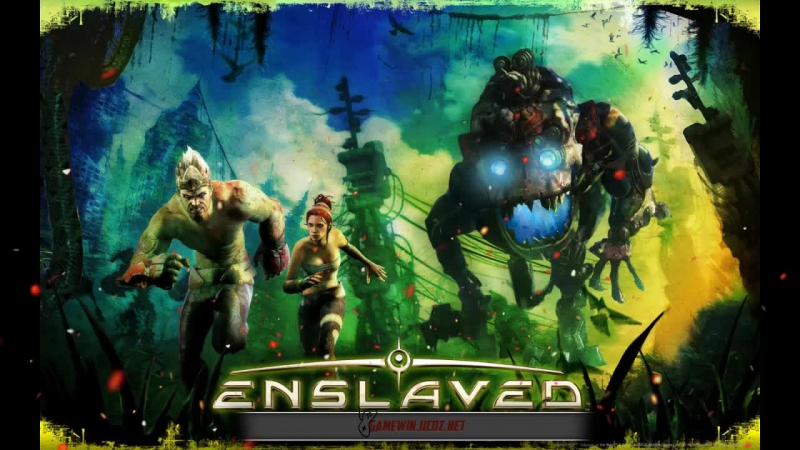[GameWin-TV] Стрим по Enslaved: Odyssey to the West