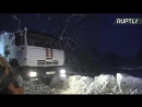 Трансляция с места вблизи крушения Ан-148 в Подмосковье