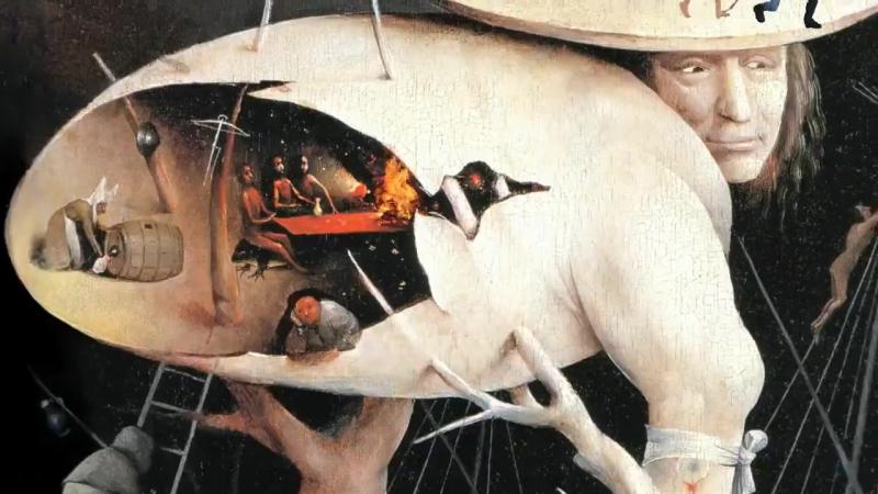Колесо мучений (Босх) The Wheel of Torment (2003) Rodney Ascher, Syd Garon.