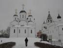 Спасо-Преображенский монастырь город Муром Владимирской области
