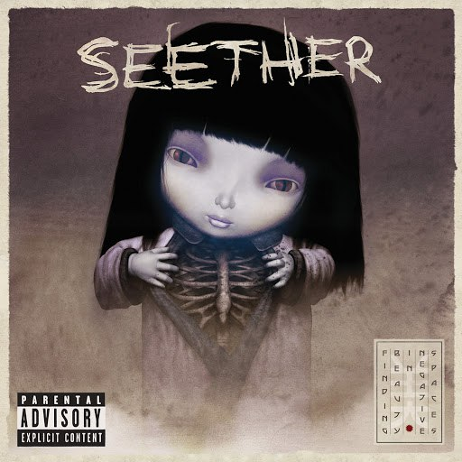 Seether альбом Finding Beauty In Negative Spaces