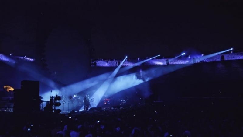 David Gilmour - Live at Pompeii (2017) Part 1