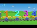 TuTiTu Preschool - The Numbers Train Song