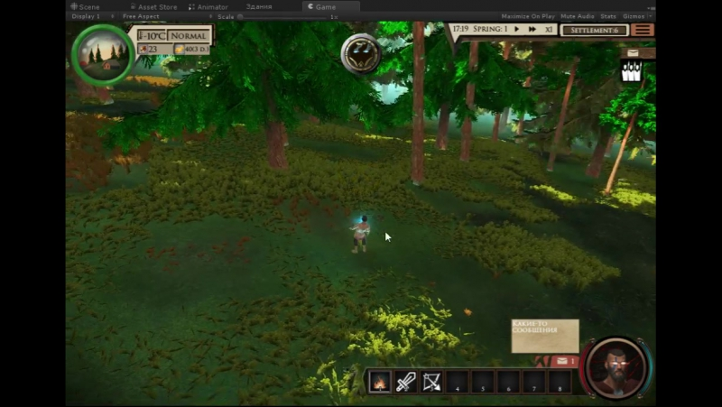 Alpha 2.1.40 prototype Hero mode