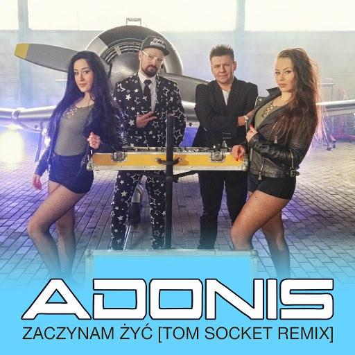 Adonis альбом Zaczynam Żyć