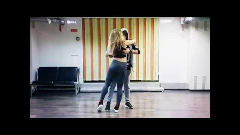 Юрий Гаврилов и Дарья - КИЗОМБА - НОВОСИБИРСК | Daria Yuri - KIZOMBA HARD STYLE - DA TEAM