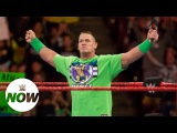 [#My1] Did John Cena just find his path to WrestleMania?: WWE Now
