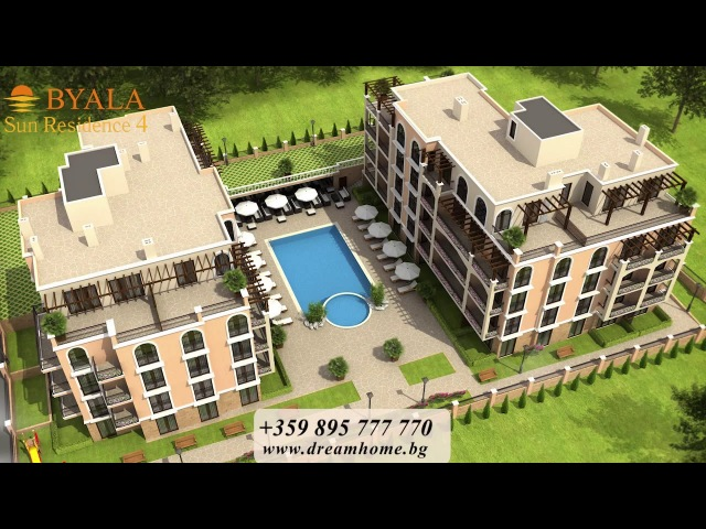 Недвижимость в Болгарии Byala Sun Residence