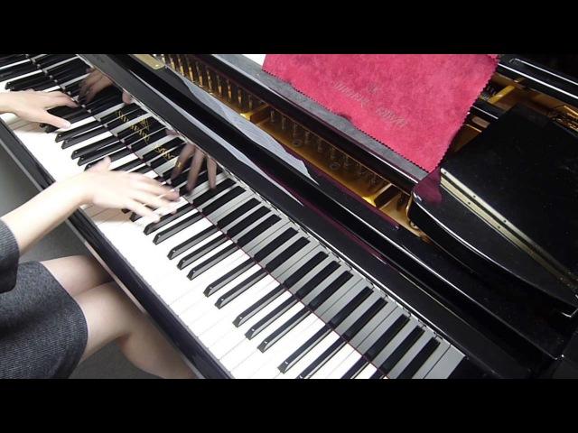 【 ジョジョの奇妙な冒険 ダイヤモンドは砕けない JOJOS BIZARRE ADVENTURE 】Great Days 【 Piano ピ12